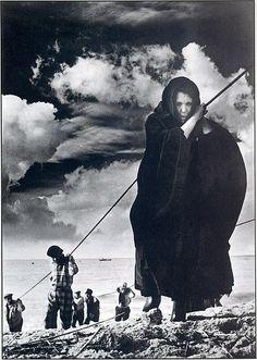 Eduardo Gageiro, Woman from Nazaré, Portugal, 1960.