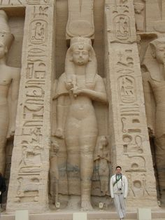 Welcome to the corner of the internet entirely dedicated to Ancient Egypt. This is a side blog where...