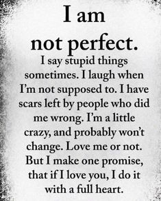 Love Quotes For Him Boyfriend, Cute Love Quotes, Romantic Love Quotes, Quotes To My Husband, Family And Friends Quotes, What Is A Husband, Madly In Love Quotes, Loyal Friend Quotes, Not Perfect Quotes