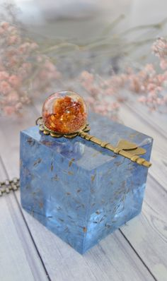 Your place to buy and sell all things handmade Terrarium Necklace, Resin Necklace, Key Necklace, Flower Necklace, Resin Jewelry, Necklaces, Jewellery, Etsy Handmade, Handmade Crafts