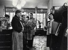 Robert Doisneau Paris 1953 Les tueurs mélomanes
