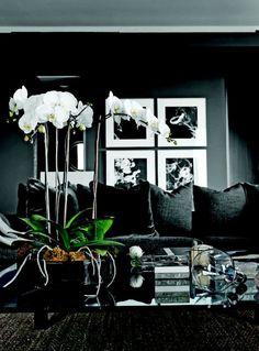 36 Stylish Dark Living Room Designs   Interior Decor