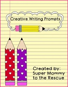 topics of creative writing for grade 2