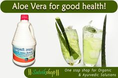 Organic Aloevera Drink