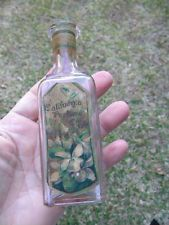 SCARCE California Perfume Co. LABELED PERFUME BOTTLE - EARLY AVON - Toilet Water