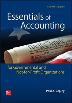 Accounting principles 12th edition jerry j weygandt paul d test bank for essentials of accounting for governmental and not for profit organizations 12th edition by paul copley test bank fandeluxe Gallery