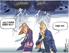 Stuart Carlson Editorial Cartoon, October 19, 2016     on GoComics.com