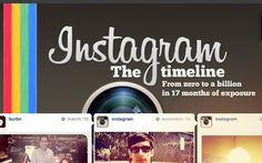 Instagram: From Zero to $1 Billion in 17 Months [INFOGRAPHIC]