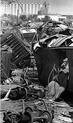 1974 Norfolk & Western Railway Co. Explosion 5