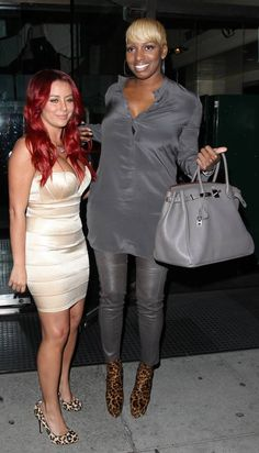NeNe Leakes Grabs Dinner with Aubrey O Day in Beverly Hills Housewives Of  Atlanta, b3556f3170
