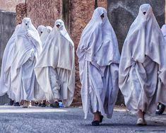 Africa | Femmes de Ghardaïa.  Algeria | ©Philippe Marquand