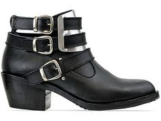 Wild Honey Boot - $274.95    Love the metal plate!