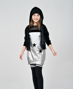 Reach for the stars with Kids Winter Fashion, Kids Fashion, Reaching For The Stars, Kids Boutique, Sporty Girls, Kids Branding, Fall Winter, Winter 2017, Kids And Parenting