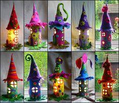 DIY Fairy House Tutorial