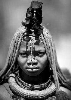 Eric Lafforgue - Himba tribe woman, Angola 2010. S)