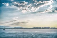 El Mirage Dry Lake. #california #elmirage #drylake #sunset #clouds #usa #us #la #losangeles #atv #sony #a7ii #a7 #sonyimages #sonyalpha #alpha #agameoftones #desert #zeiss #carlzeiss #nikcollection