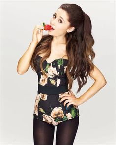 In florals