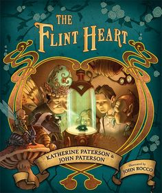 An ambitious Stone Age man demands a talisman that will harden his heart, allowing him to take control of his tribe. The tribe's magic man creates the Flint Heart, but the cruelty of it causes the destruction of the tribe. Thousands of years later, the talisman reemerges to corrupt a kindly farmer, an innocent fairy creature, &  a familial badger. Can Charles & his sister Unity find a way to rescue humans, fairies, & animals alike from the darkness of the Flint Heart? 9780763647124 / 7-10…