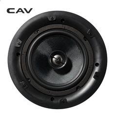 CAV HT-70 Вбудована стельова акустична система Музичний центр Фонова  музична система Домашній кінотеатр Об bb95ba6d1600a