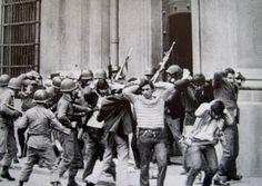 A 40 años del golpe cívico-militar, la comunidad argentina en México repudia la avanzada patronal macrista.