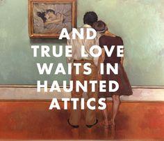 Radiohead Art History : True Love Waits (2001)