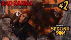 inFAMOUS Second Son [Bad Karma] - Parte 2: Bioterrorista! [ Dublado em P...