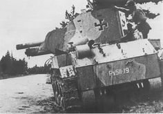 BT-42. Finland captured more than fifty BT-7s during the Winter War. Since the BT-7 gun was inadequate, several were modified into assault guns using an improvised turret and surplus British 4.5 inch howitzers.  The BT-42 was used in the Continuation war, where it proved adequate as an assault gun, but virtually useless against Soviet T-34s. They were replaced by German made StuG IIIs.