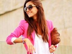 8 Vibrant Colorful Statement Blazers ...allwomenstalk.com