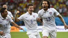 Dempsey y Jones le dan vuelta al marcador. June 21, 2014.