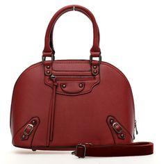 VK Designer Faux Leather Tote Handbag - Shoulder Bag Tote Handbags, Shoulder Bag, Leather, Design, Fashion, Crocheted Purses, Bags, Moda, La Mode