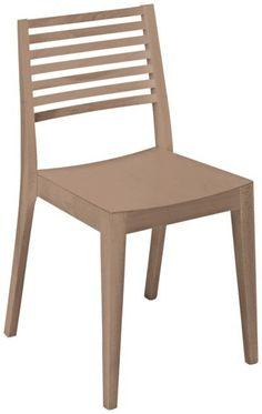 Nice Produkt Detailansicht von GO IN Quorum Stuhl Stuhl Buche taupe