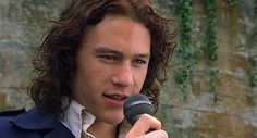 Heath Ledger en '10 Things I Hate About You'