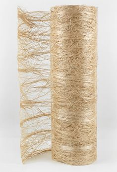 16.00 SALE PRICE! Add voluminous, natural texture to your floral displays with the Natural Abaca Fiber. Its coarse, woven strands bring natural beauty to you...