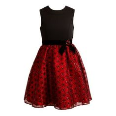 Bonnie Jean® Sleeveless Keyhole Dress – Girls 7-16  found at @JCPenney