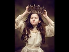 """Ella balanced the old crown on her small head """"i am the queen, all bow before me"""" she said. the boy smiled and did a bow 'and as my first decree as queen, free chocklate every day!"""" she said, laughing, as the crown slid down her head Story Inspiration, Character Inspiration, Poses, Queen Photos, Daughters Of The King, Fairy Tales, Thing 1, Photoshoot, Beautiful"""