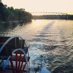 The Ohio River - Love being on or near the river! Especially by Marietta!! So much to do.....