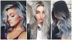 Prima di pensare che sia follia guardate queste immagini catturate su Pinterest. Potrebbero convincervi a tingere i  capelli di grigio...