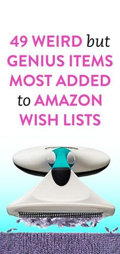 most added amazon wish list items