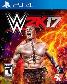 WWE 2K17 - PlayStation 4 2K Games