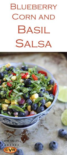 Say hello to your newest salsa recipe! This is a great appetizer recipe for chips or include this in your dinner plans and top the salsa on chicken or fish. The basil and a dash of our Persian Lime infused Olive Oil rounds all of the flavors out and you are left with the perfect condiment!