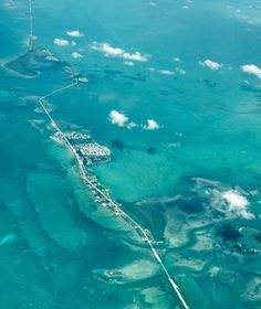 Overseas Highway, Florida One of the country's most popular scenic drives, from Miami to Key West, owes its existence to a devastating tragedy. A hurricane destroyed the ambitious Florida East Coast Railroad in but rather than rebuild, the tracks