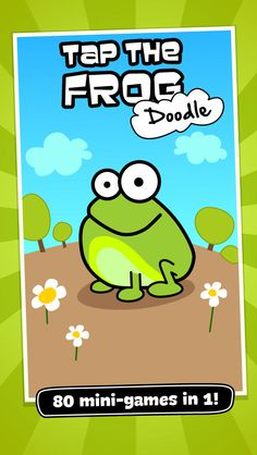 Media Agency Mentals LLC | Games | iPhone | Tap the Frog: Doodle $0.00 | ver.1.9| $0.99 | Free today with 'App of the Day'. Download 'App of the Day', and every day discover one paid app absolutely free!Jump in and experience ...