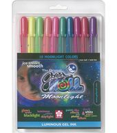 Sakura Gelly Roll Moonlight Pens-10PK