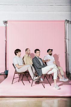 OK GO: UPSIDE OUT by Adi Goodrich, via Behance