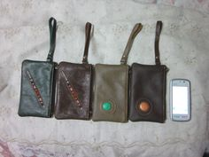 Leather iPhone5 cases