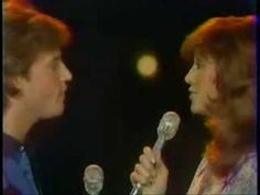 Andy Gibb & Victoria Principal - All I Have To Do Is Dream