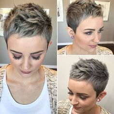 I LOVE this pixie!! Don't you? It was sent to us from @phoebesmindbodyspirit - Thanks! We just found out it's from @katierosehair Excellent…