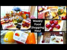 Weekly Walmart Food Shopping Haul! Lots of Menu Ideas, great finds, and money saving Grocery Haul!