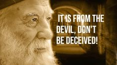 Do Not Be Deceived, Rare Videos, Prayer Quotes, Spiritual Inspiration, Einstein, Meditation, Prayers, Father, Spirituality