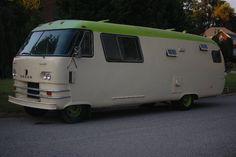 Vintage Dodge Motorhomes | 1969 Travco Motorhome